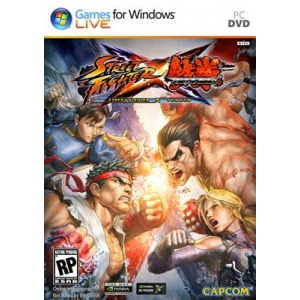 Capcom Street Fighter X Tekken Pc