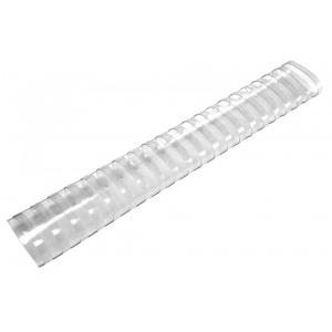 Office cover Spira plastic 45mm transparent 50 bucati/set