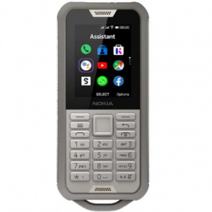 Nokia 800 Tough Dual SIM 4GB 512MB RAM 4G Sand
