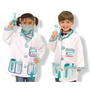 Melissa and Doug Costum carnaval copii Medic