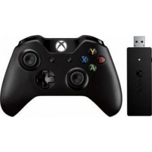 Microsoft Controller Wireless Xbox One plus adaptor