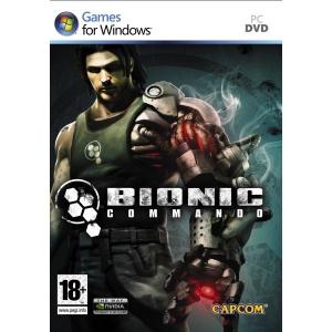 Capcom Bionic Commando (PC) G5209