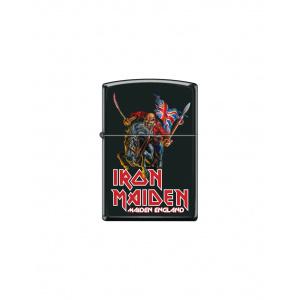 Zippo Brichetă 8555 Iron Maiden-Maiden England