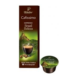 Tchibo Cafissimo Espresso Brasil Beleza 10 capsule