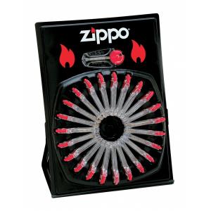 Zippo Set 24 pachete cremene brichetă (6 cremene/pachet) 2406C