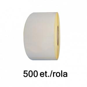 ZINTA Role etichete termice 80x210mm, 500 et./rola - 80X210X500-TH