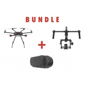 DJI MATRICE 600 + RONIN-MX + SRW-60G BUNDLE