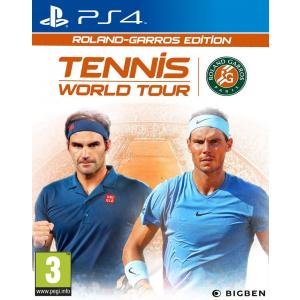 BigBen Interactive Tennis World Tour Roland Garros Edition Ps4