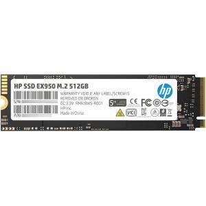 HP EX950 512GB PCI Express 3.0 x4 M.2 2280