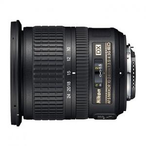 Nikon 10-24mm f 3.5-4.5 G ED-IF AFs DX Nikkor