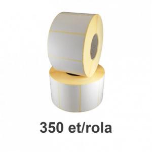 ZINTA Role etichete termice 73x51mm, 350 et./rola - 73X51X350-TH