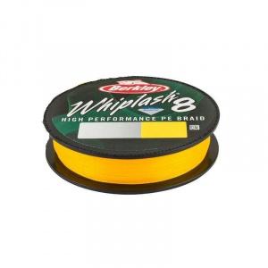 Berkley Whiplash 8 Yellow 0.18mm 22.9kg 150m