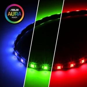 BitFenix Alchemy 3.0 Addressable RGB LED Strip 60cm - controller inclus (BFA-ADD-60MK30C-RP)