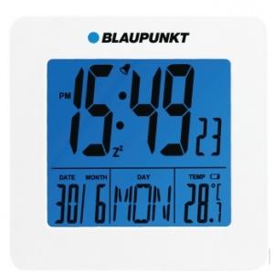Blaupunkt Ceas cu alarma temperatura si data, CL02WH