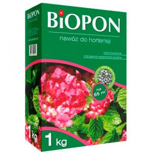 Biopon Ingrasamant pentru hydrangea 1 kg (hortenisia)