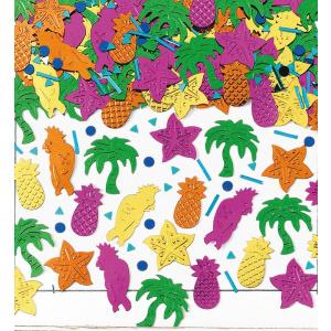 Amscan Confetti Hawaii - Fructe