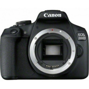 Canon EOS 2000D Body black (2728C026AA)