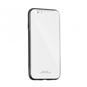 Forcell Glass iPhone X/Xs White