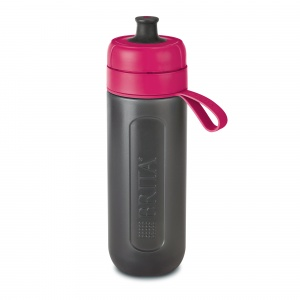 Brita Sticla filtranta pentru apa Fill&Go Active (roz) -