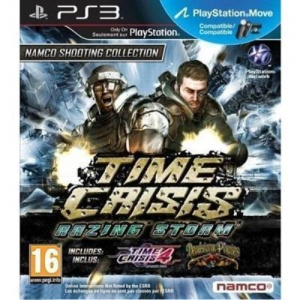 Namco Bandai Time Crisis Razing Storm (Playstation Move) PS3