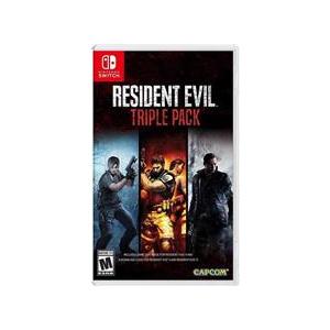Capcom Joc Resident Evil Triple Pack Switch