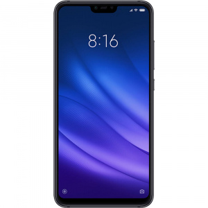 Xiaomi Mi 8 Lite 128GB 6GB RAM Dual Sim 4G Black