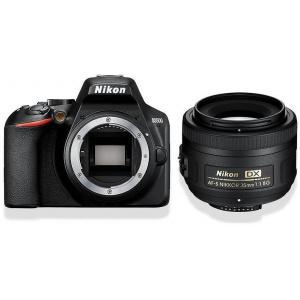 Nikon D3500 (obiectiv 35mm F1.8G)