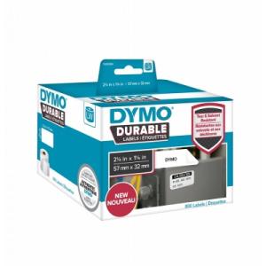 DYMO Eticheta in rola pentru Labelwriter 57 x 32 mm plastic alb 800 buc/rola DY1933084