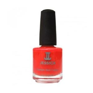 Jessica Lac de Unghii   225 Confident Coral  14.8ml