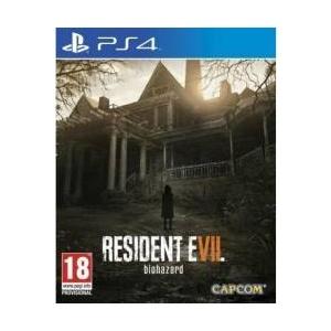 Capcom Resident Evil 7: Biohazard  PS4