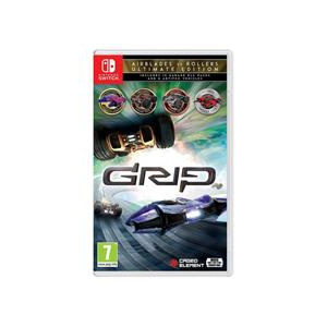 Wired Productions Grip Combat Racing Rollers Vs Airblades Ultimate Edition Nintendo Switch