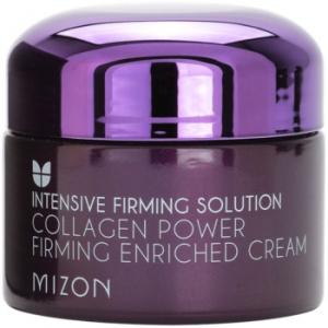 Mizon Intensive Firming Solution Collagen Power lift crema de fata  fermitate antirid 50 ml