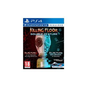 PlayStation Killing Floor Double Feature Ps4