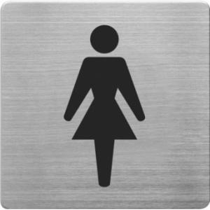Alco Placuta cu pictograma - toaleta femei
