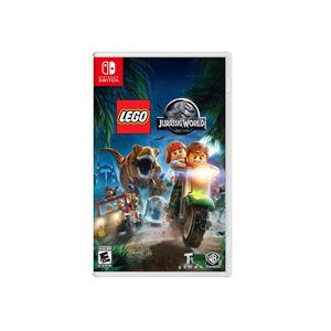 Warner Bros. Lego Jurassic World Nintendo Switch