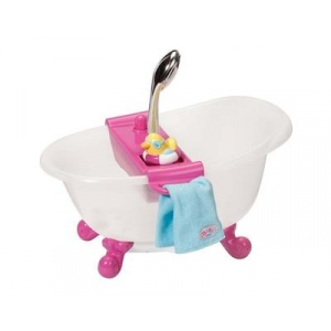Baby Born Accesorii Interactive Bathtub With Duck