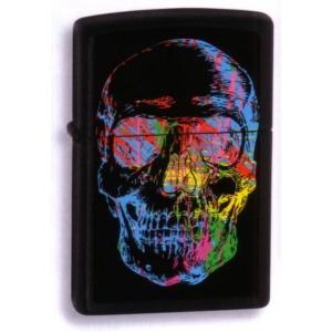 Zippo Colorful Skull 28042