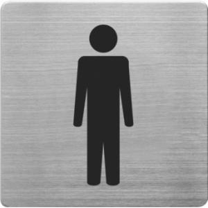 Alco Placuta cu pictograma - toaleta barbati