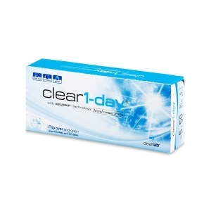 ClearLab Clear 1-Day (30 lentile)