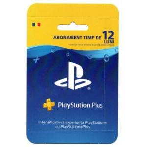 Sony Card PlayStation Plus Abonament/365 zile