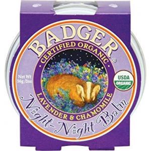 Badger Mini balsam pt un somn linistit, Night-Night Baby 21 g