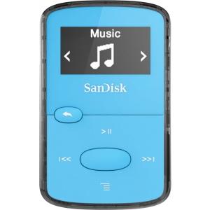 Sandisk Clip Jam MP3 8GB Blue (SDMX26-008G-G46B)