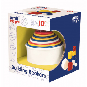 Ambi Toys Pahare colorate