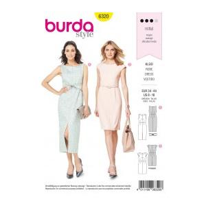 Burda Style Tipar Burda rochii 6320