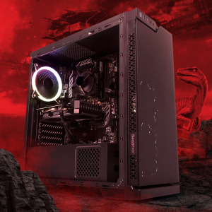 Gaming Raptor5 AMD, AMD Ryzen 5 2600 3.4GHz