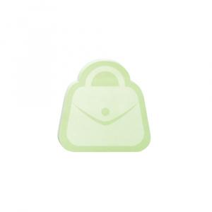3M Notite adezive Post-it, forma gentuta, verde