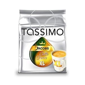 Jacobs Capsule cafea Tassimo Caffe Crema XL (16 buc)