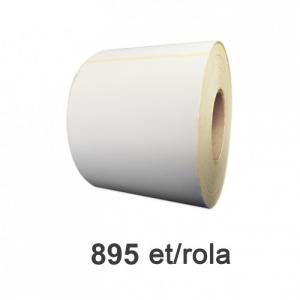 ZINTA Role etichete semilucioase 101x164mm, 895 et./rola - 101X164X895-SGP