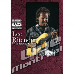 Lee Ritenour Lee Ritenour-Live In Montreal-DVD