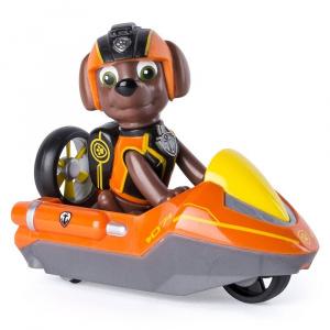 Paw Patrol Mini vehicul de salvare Mission Paw cu figurina Zuma